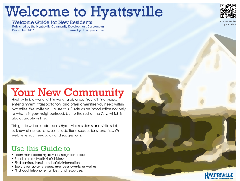 Browse the Guide: Welcome to Hyattsville